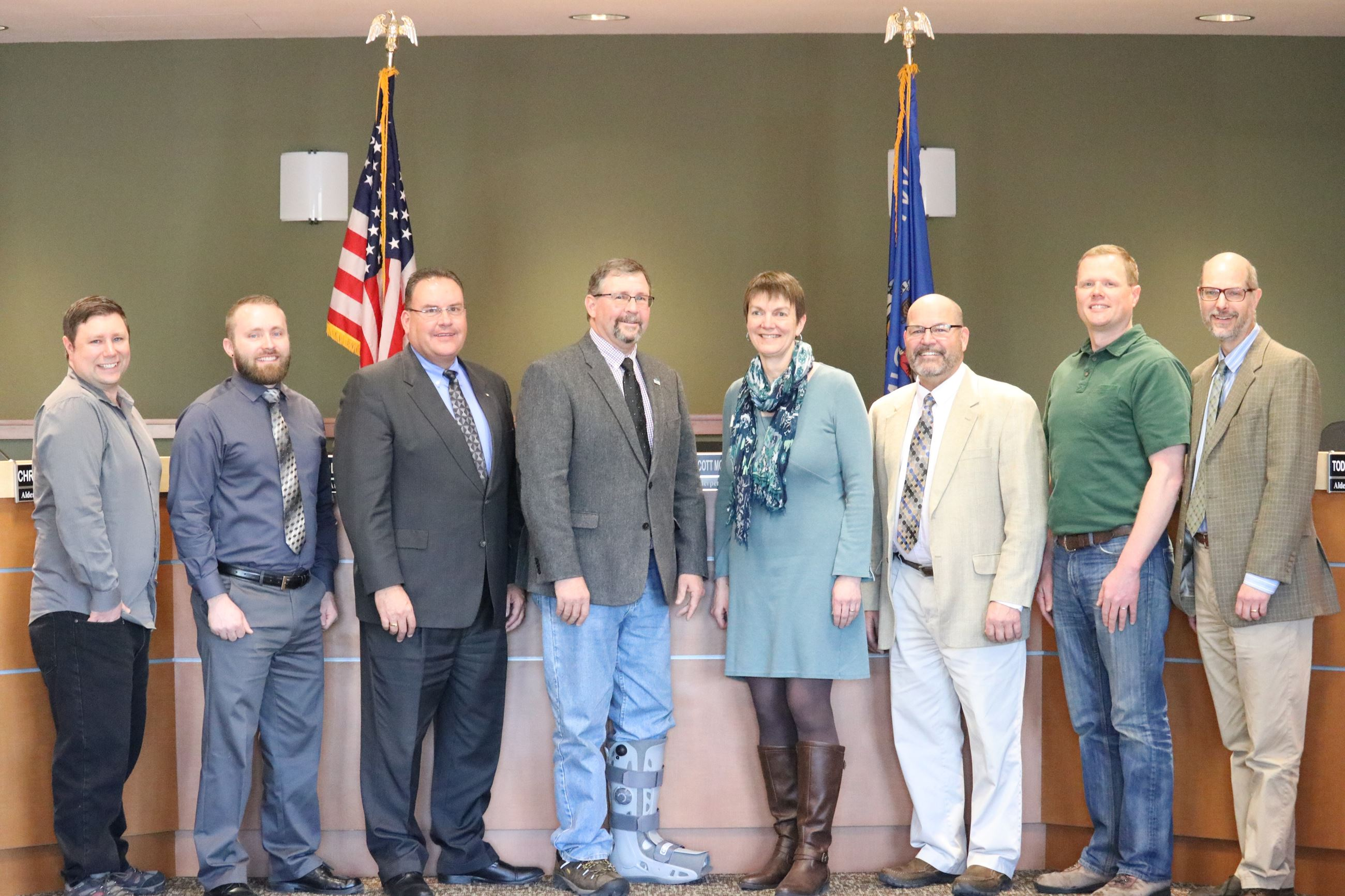 2018 River Falls City Council
