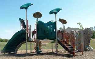 Spring Creek Playground Equipment