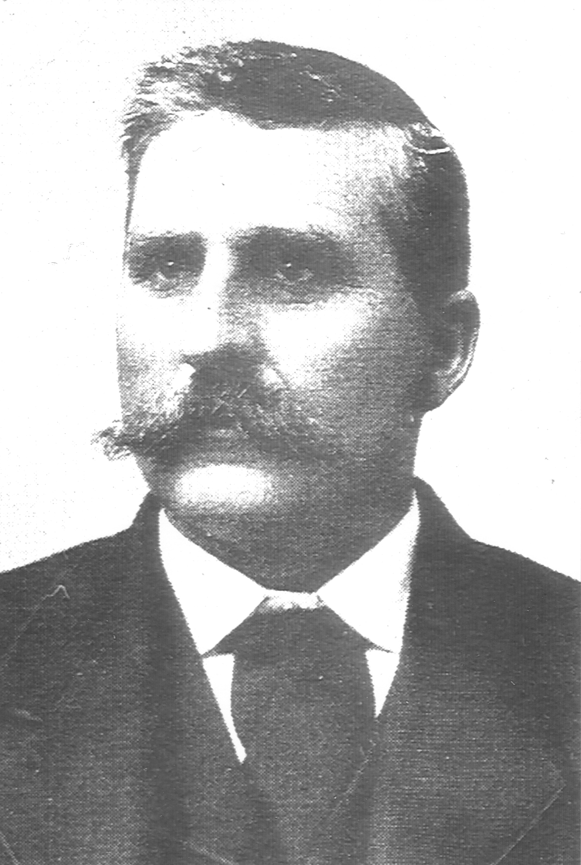 Mayor George W. Chinnock
