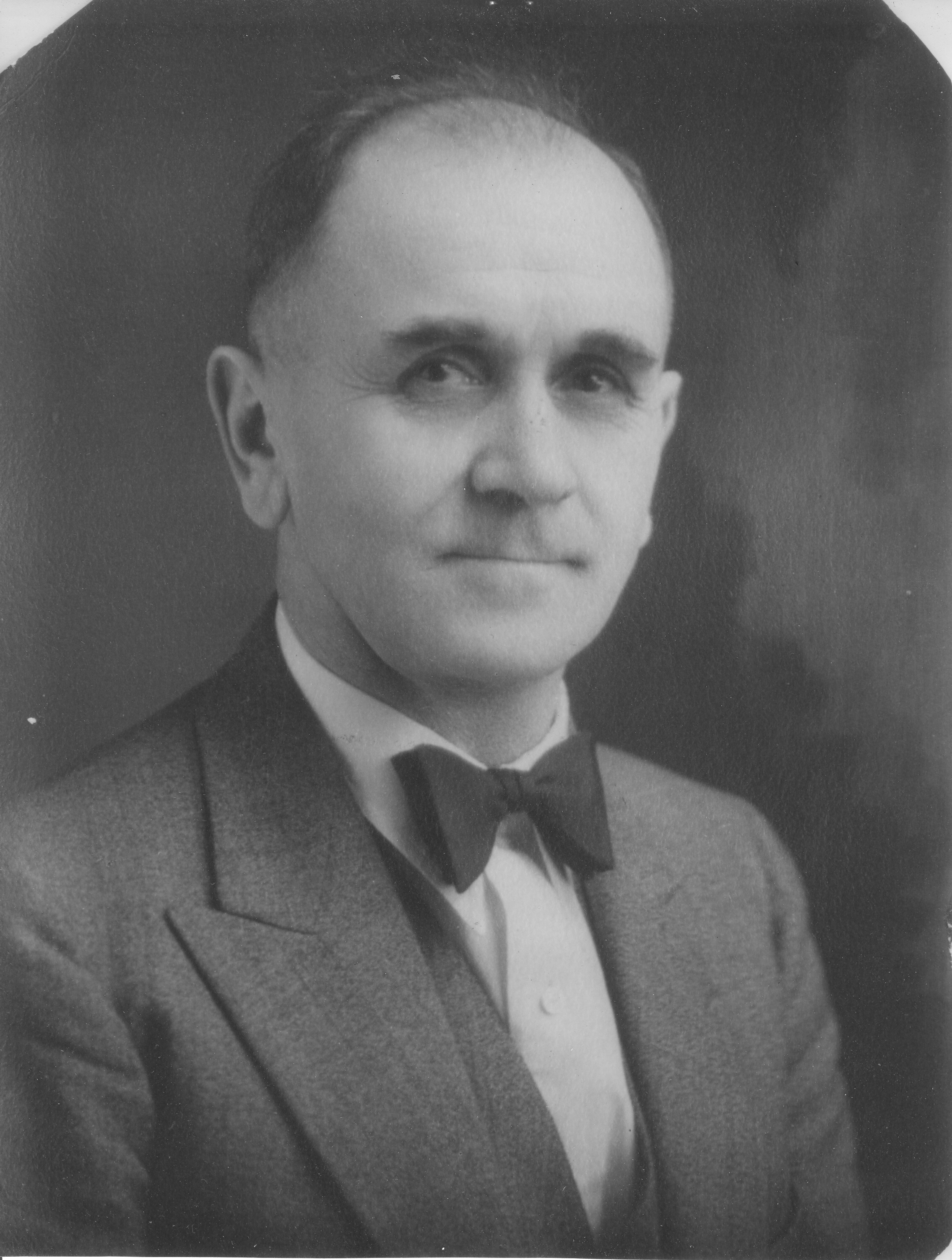 Mayor Walter M. Sutherland